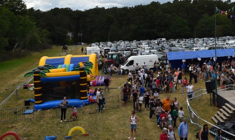 Kermesse 2018 - structure gonflable