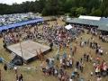 Kermesse 2018 - site vue du ciel