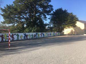 Terrain de foot - Ecole Saint Joseph de Saint Gildas des Bois - 44