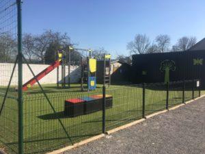 Aire de jeux - Primaires - Ecole Saint Joseph de Saint Gildas des Bois - 44