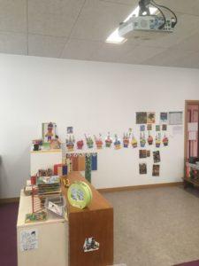 Vidéoprojecteur PS - Ecole Saint Joseph de Saint Gildas des Bois - 44