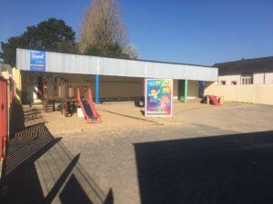 Cour des maternelles - Ecole Saint Joseph de Saint Gildas des Bois - 44